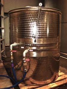 1000 Liter tank