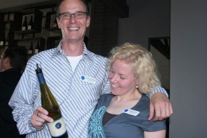 We poured our 2010 Dry Gewurztraminer